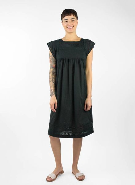 Local Mag Dress Washed Black