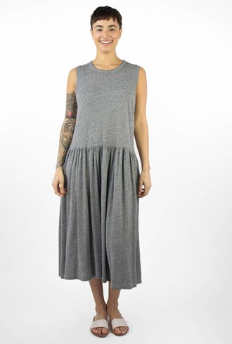 The Great The Day Dress Heather Grey