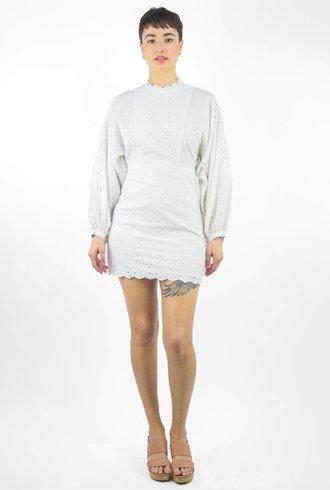 Ulla Johnson Eva Dress Blanc
