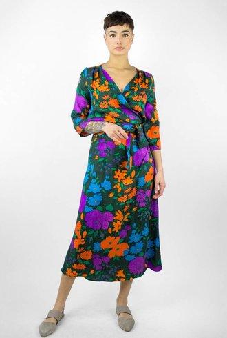 Warm Eden Dress Jungle