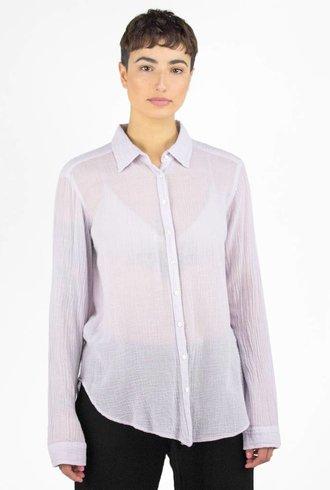 Xirena Scout Gauze Button Up Shirt Nirvana