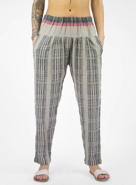 Xirena Pascal Stripe Gauze Pant Kenter