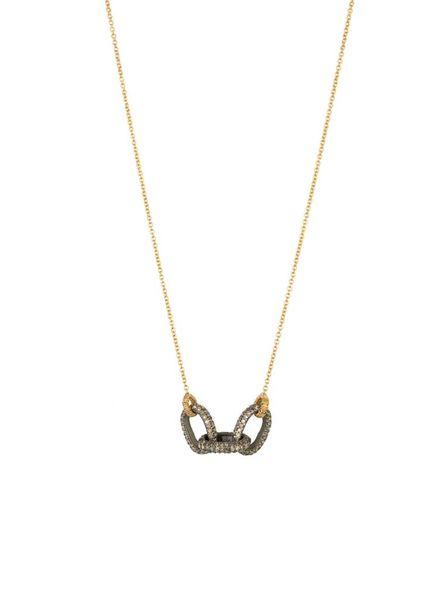 Dana Kellin Fine Diamond 14K Necklace