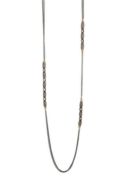Dana Kellin Fine Diamond 14K Gold Necklace