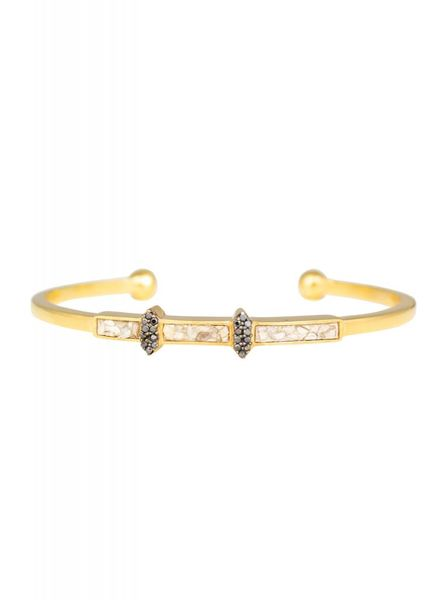 Shana Gulati Madison Bangle Sand