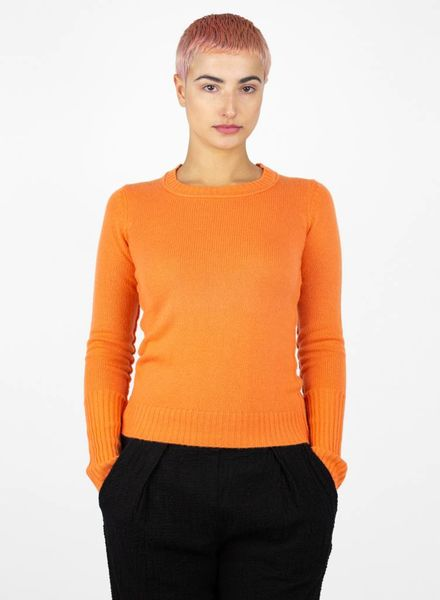 Inhabit Crew Neck Papaya