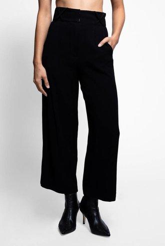 Nicole Miller Culottes Black