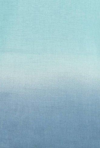 Destin Cobo Sfumato Quadra Scarf Sky Blue