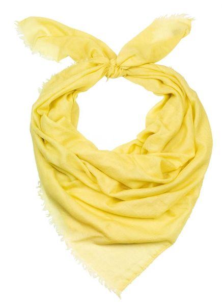 Destin Ginny Quadra Scarf Lemon