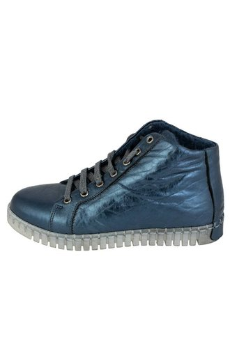 Andia Fora Sneakers Glossy Blue