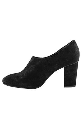 Coclico Chenoa Curved Heel Pump Metallic