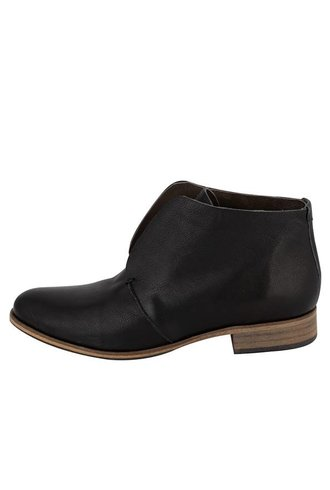 Coclico Tala Bootie Black Leather
