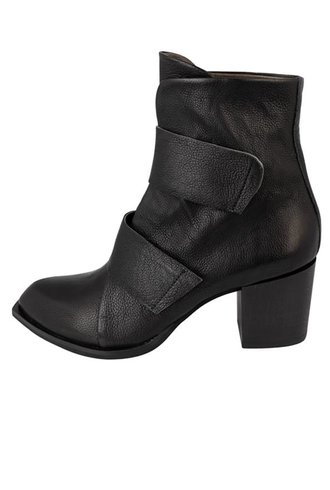 Coclico Oryza Boot Black Leather
