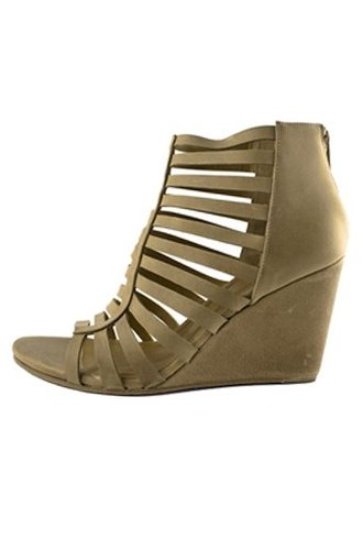 Coclico Joni Strappy Wedge