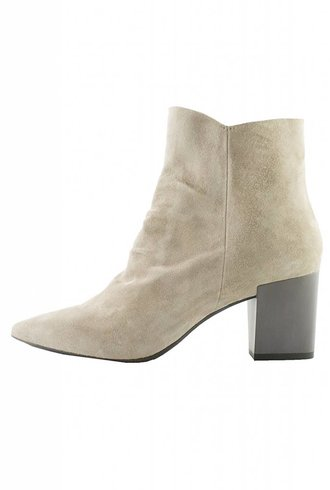 Coclico Joy Metallic Suede Boots Doe