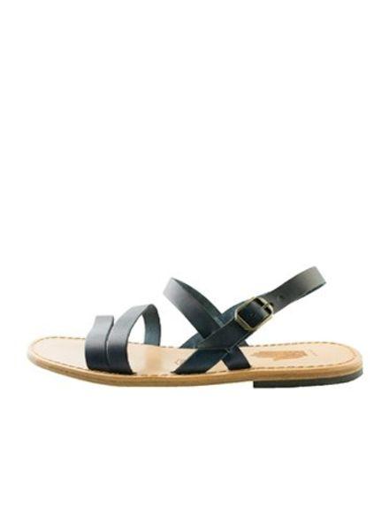 Local Kaja Leather Sandals
