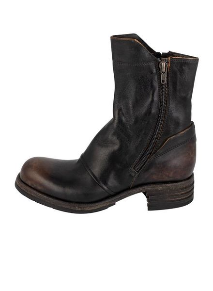 Shoto Leather Boot Nevada Wash