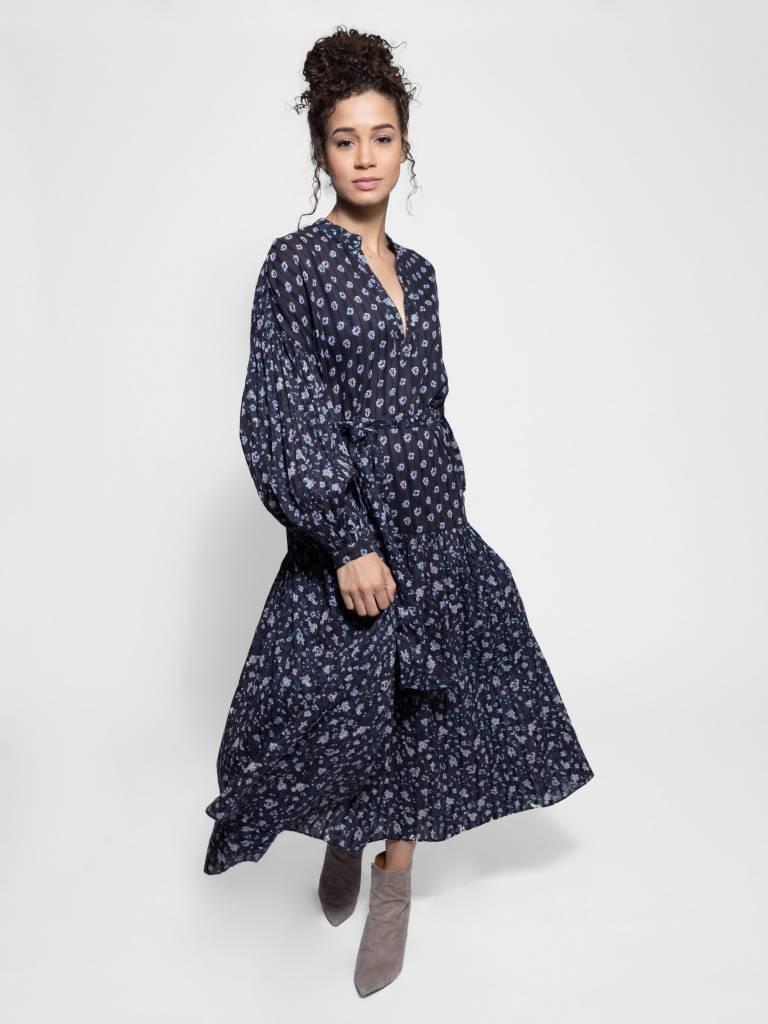 67391339dd Ulla Johnson - Selvi Dress Midnight - Women s Clothing Boutique