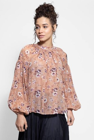 Ulla Johnson Arnoux Blouse Cafe