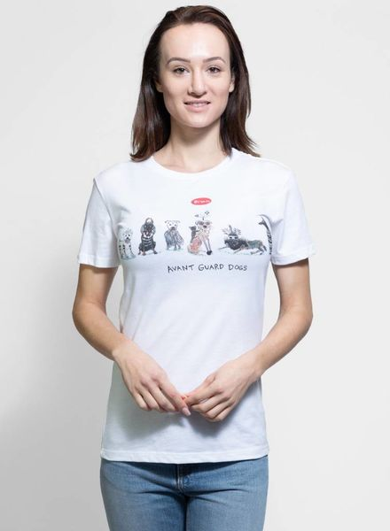 Unfortunate Portrait Avant Guard Dogs Short Sleeve Tee