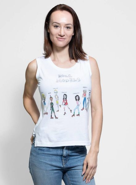 Unfortunate Portrait Roll Models Tank Top