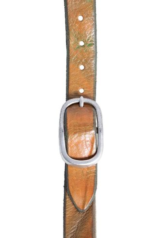 Orciani Dollars Belt Tan
