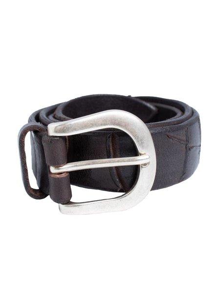 Orciani Heavy Cut Belt T.Moro