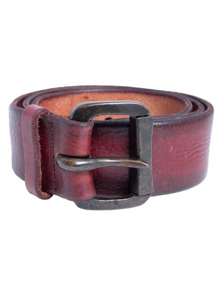 Orciani British Belt Castagna