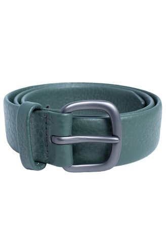 Orciani Soft Leather Belt Verde
