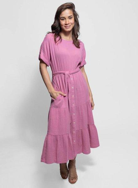 Xirena Aeryn Dress Bella Rose