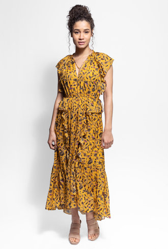Ulla Johnson Nadya Dress Amber