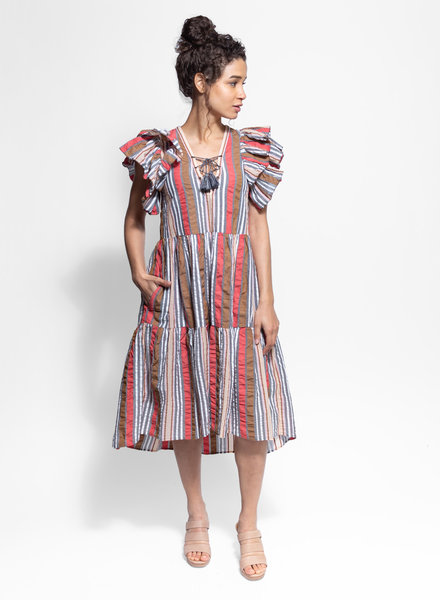 Ulla Johnson Leonie Dress Poppy