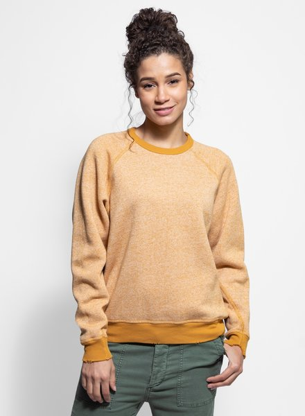 The Great The College Sweatshirt Goldenrod