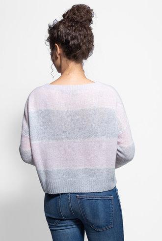 360 Sweater Constance Sweater Purple Haze