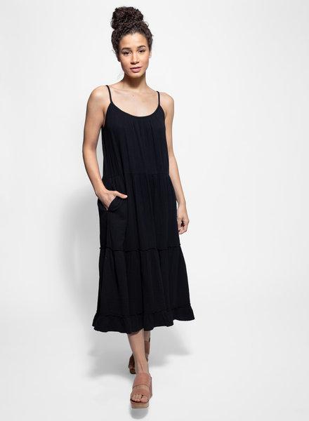 Xirena Romey Dress Black