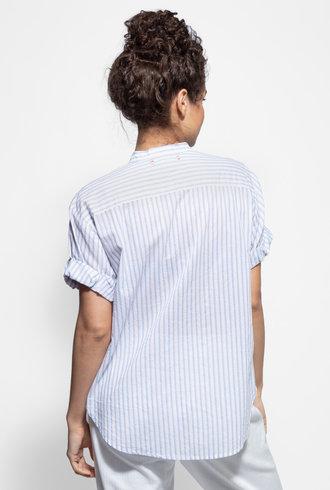 Xirena Kayden Shirt Celeste