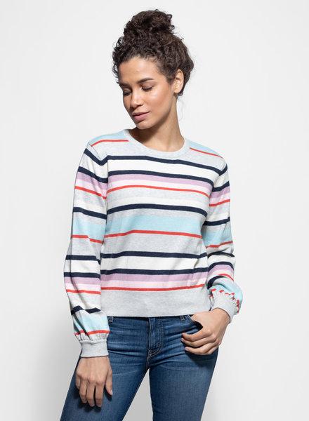 Trovata Stella Sweater Multi Stripe