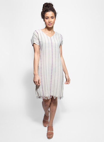 Local Cathleen Dress Sand