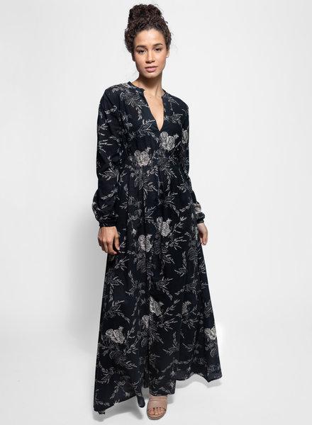 Local Ida Dress Destin Black