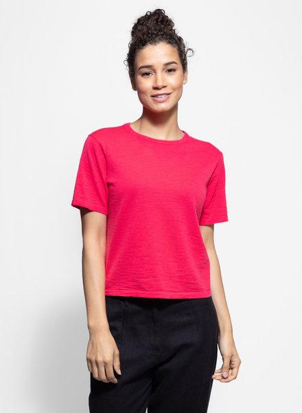 360 Sweater Lexa Tee Flamingo