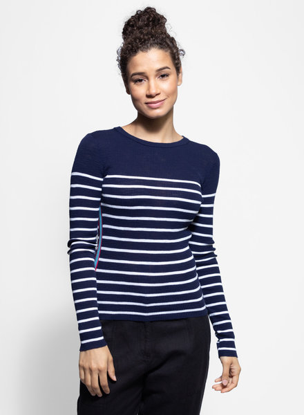 b870be8d7df 360 Sweater Charlie Long Sleeve Tee Admiral