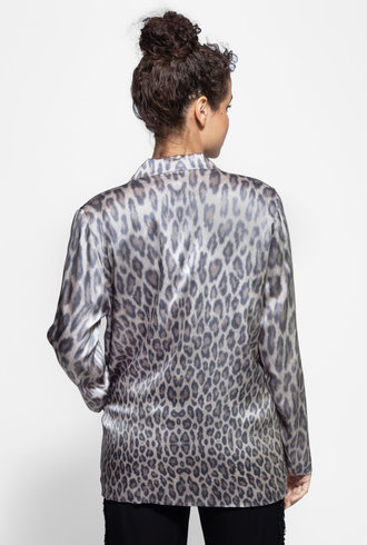 Loyd/Ford Printed Blazer Cheetah