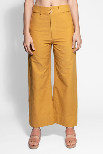 Apiece Apart Merida Pant Sunset