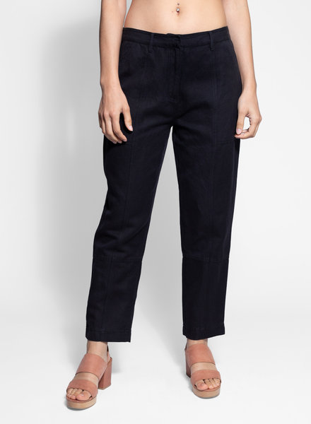 Apiece Apart Palma Chill Pant Black