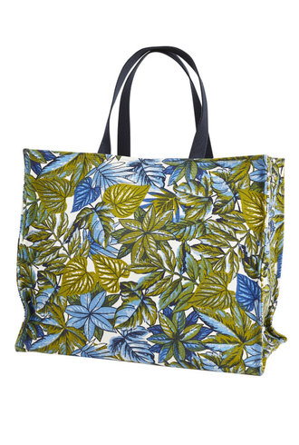 Inouitoosh Dryade Shopping Bag Yellow / Jaune