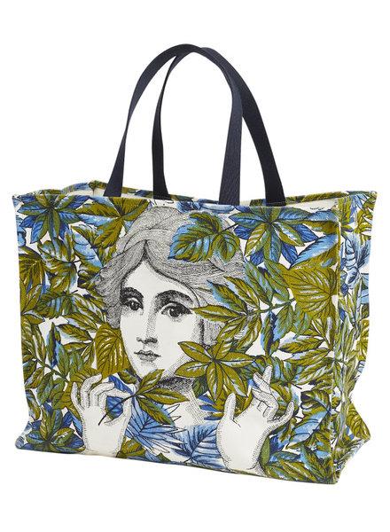 Inouitoosh Dryade Shopping Bag Yellow / Jaune