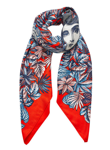 Inouitoosh Naiade Scarf Rouge Red
