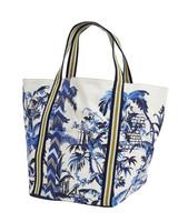 Inouitoosh Quartier Latin Summer Bag Blue / Bleu