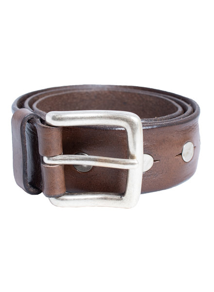 Orciani Masculine Belt Anthracite