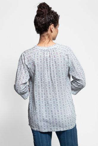 Bsbee Monroe Shirt Chamula Azul